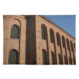 Basilica Of Constantine Placemat
