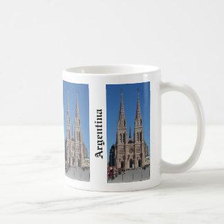 Basilica of Lujan (BASIC design) Coffee Mug