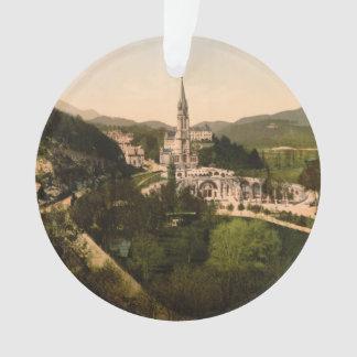 Basilica of Notre Dame, Lourdes, France Ornament