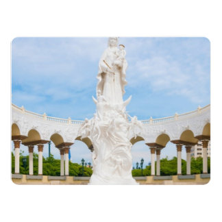Basilica of Our Lady of the Rosary of Chiquinquirá Card