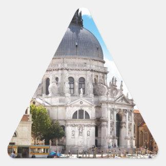 Basilica of Santa Maria in Venice, Italy Sticker