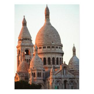 Basilica of the Sacré Cœur, Paris Postcard