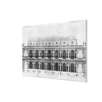 Basilica Palladiana at Vicenza Canvas Print