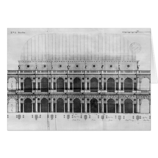 Basilica Palladiana at Vicenza Card