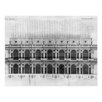 Basílica Palladiana en Vicenza Postal