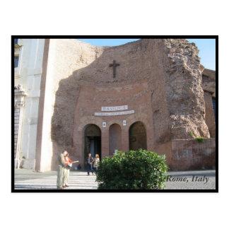 Basilica Rome Italy Postcards