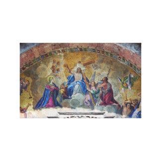 Basilica San Marco Canvas Print