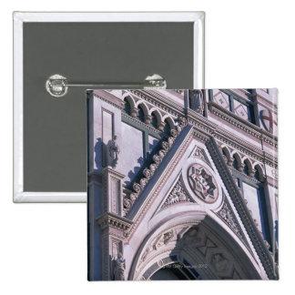Basilica Santa Croce 3 2 Inch Square Button