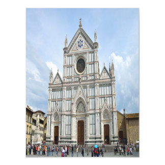 Basílica Santa Croce Invitaciones Magnéticas