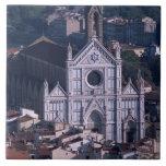 Basilica Santa Croce Large Square Tile