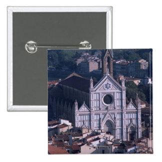 Basílica Santa Croce Pin Cuadrado