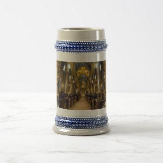 Basilica Wedding Mug