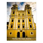 Basilika Mondsee, Austria Post Card