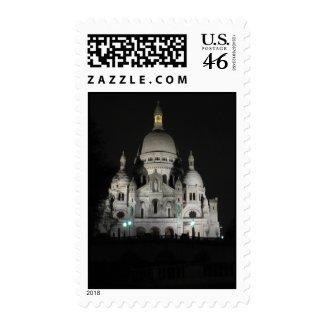 Basilique du Sacre-ceur de Montmartre stamp