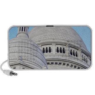 Basilique du Sacre-Coeur, detalle Notebook Altavoces