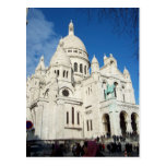 Basilique du Sacre-Coeur postcard
