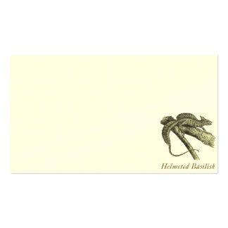 Basilisk Business Cards