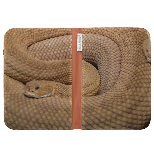 Basilisk Rattlesnake Cases For The Kindle