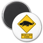 Basilisk XING 2 Inch Round Magnet