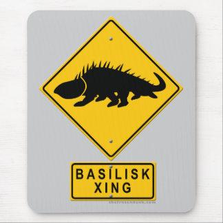 Basilisk XING Mouse Pad