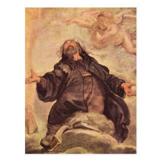 Basilius by Paul Rubens Post Cards