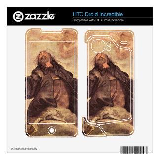 Basilius by Paul Rubens HTC Droid Incredible Skin