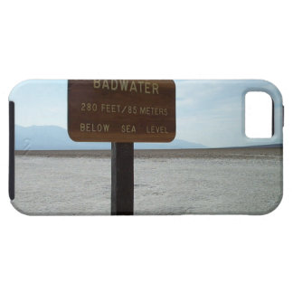 Basin, Death Valley National Park iPhone SE/5/5s Case