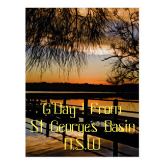 Basin Heat Postcard
