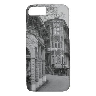 Basin Park And Flatiron Flats Grayscale iPhone 7 Case