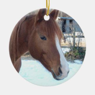 Bask Arabian Christmas Ornament