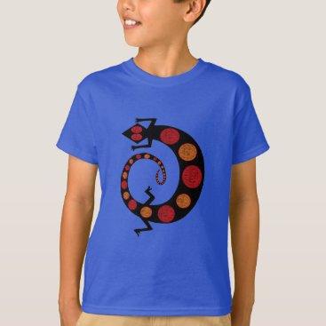 Aztec Themed BASK IN SUNLIGHT T-Shirt