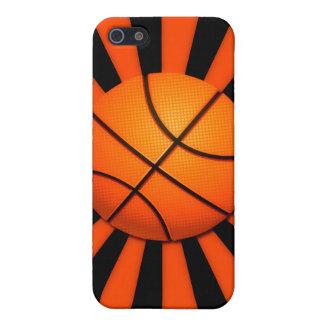 Baskeball retro iPhone 5 carcasa