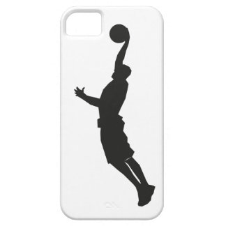 Baskelball Player iPhone SE/5/5s Case
