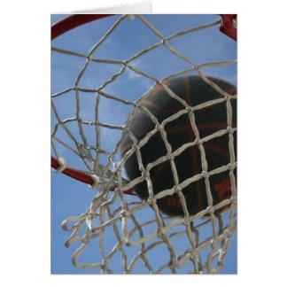 basket ball card