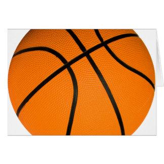 Basket Ball Greeting Cards