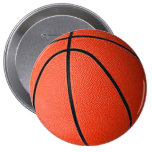 """""""Basket Ball"""" design gifts and products Pins"""
