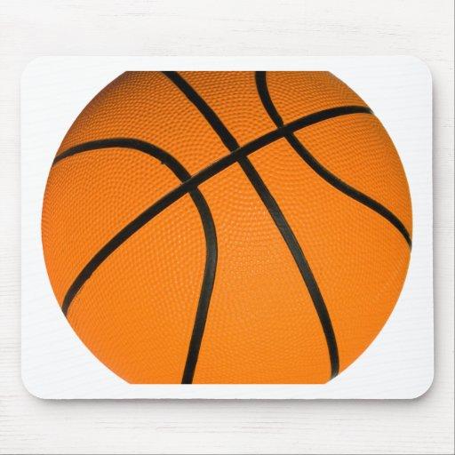 Basket Ball Mouse Pad