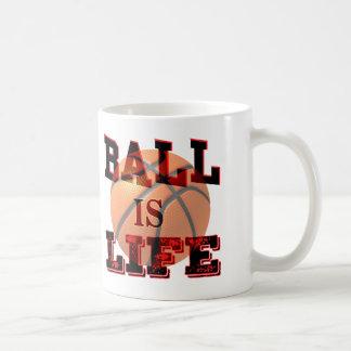 basket ball now season coffee mug