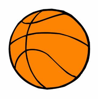 Basket Ball Photo Sculptures