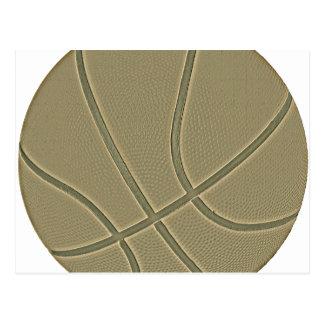 Basket Ball Postcard