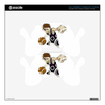 BASKET BOY PS3 CONTROLLER DECAL