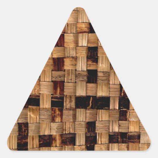 Basket Case 2 Triangle Sticker
