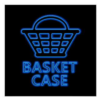 Basket case. poster