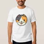 Basket Cats Calico Cat T-Shirt