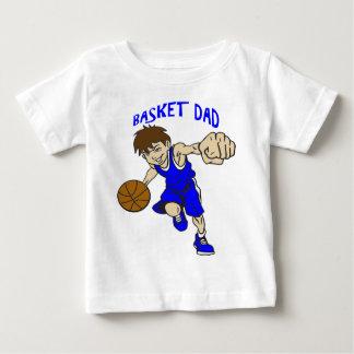 BASKET DAD BABY T-Shirt