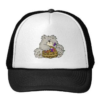 Basket Full Of Flowers Trucker Hat