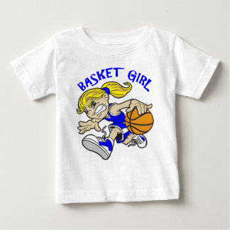BASKET GIRL BABY T-Shirt