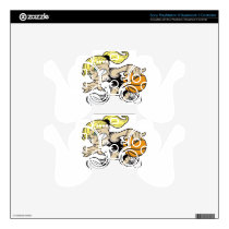 BASKET GIRL DECAL FOR PS3 CONTROLLER