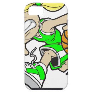 BASKET GIRL iPhone SE/5/5s CASE