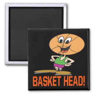 Basket Head Magnet